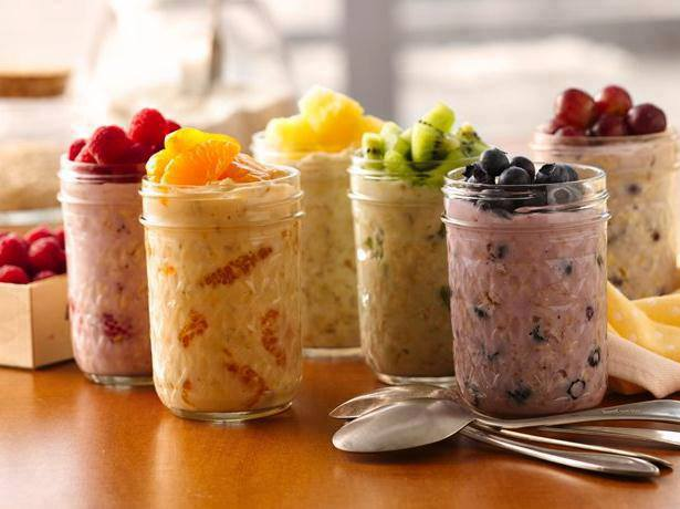Overnight Oatmeal Recipes | Healthy Living & Weight Loss!